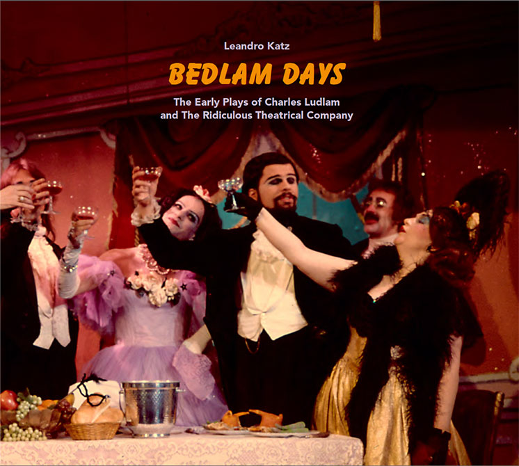 Bedlam Days book cover